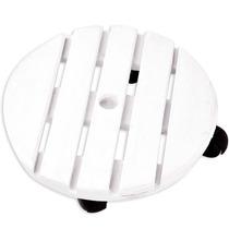Suporte Para Vaso Ecoideia Redondo 28cm Branco