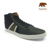 Bota Tênis Masculino - Naldini - Nt3000