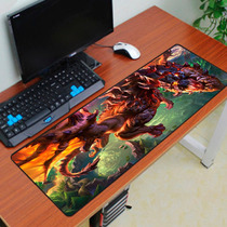 Mousepad Gamer Extra Grande Large Mouse Teclado 70x35 Cm T65