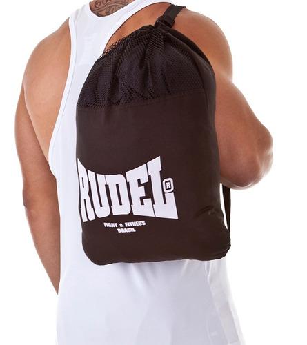 ceeb9acb9 Mochila Bag Gym Rudel Sports Muay Thai Academia Musculação - R$ 34 ...