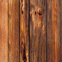 Papel De Parede Madeira Escura, Lavável Viníl 3,10m
