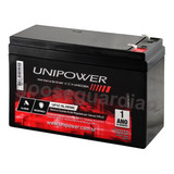 Bateria 12v Unipower Up12 Alarme Cerca Elétrica Cftv