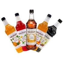 Xaropes Monin 750 Ml - Sabores Diversos