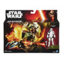 Veiculo Star Wars Assault Walker E Stormtrooper Original
