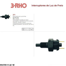 Interruptor De Luz De Freio Gm Chevrolet Corsa Wind, Sedan,