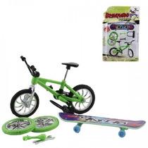 Mini Bicicleta Bike De Dedo - Bicicleta, Skate E Acessorios