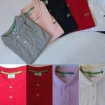 Camisa Camiseta Gola Polo Lacost Masculina Importada