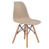 Cadeira Charles Eames Wood Design Cores Eiffel