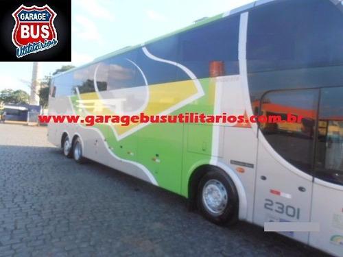 MARCOPOLO PARADISO LD 1550 ANO2009 MB O500 RSD BARATO REF416