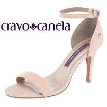 Sandália Cravo & Canela 143702-1 (salto Fino)