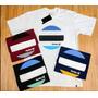 Kit Com Camisas 05 Marcas Famosas Diversos Modelos Original