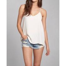 Camiseta Camisa Blusa Regata Abercrombie & Fitch M Original
