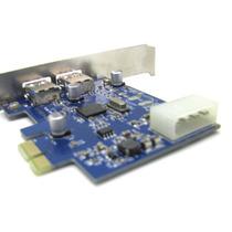 Placa Usb 3.0 5gb/s  Pci-e  Com 2 Portas! Pci Express 1x