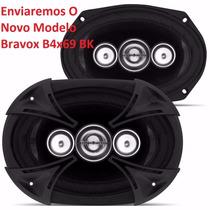 Bravox B4x 69t 6x9 250rms Par Carro Auto Kit Falante