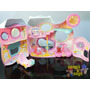 Casa Littlest Pet Shop Tail Waggin Fitness Club Usado Hasbro