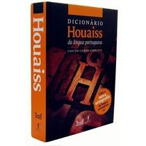 Livro Dicionário Houaiss Língua Portuguesa Nova Ortografia