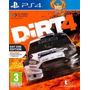 Dirt 4 Ps4 Digital Original 1 - Garantia Vitalícia