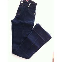 Calça Jeans Flare, Bordo E Hot E Outras