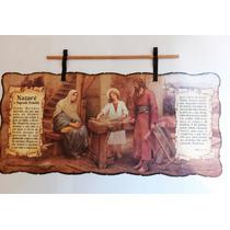Pergaminho Sagrada Familia - Produto Exclusivo