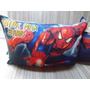 10 Almofadas Personalizadas Aniversário Homem Aranha
