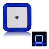 Luminária Luz Led Sensor Automático Quarto Sala Tomada 1unid