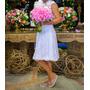 Vestido De Noiva Usado 1 Vez, Ótimo Estado De Uso! Original
