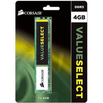 Memoria Desktop Ddr3 Corsair Cmv4gx3m1a1600c11 4gb 1600mhz