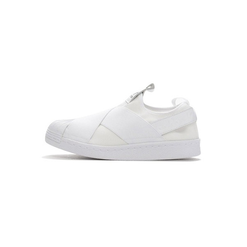 9fca999f060 Tênis adidas Originals Superstar Slip On W Branco