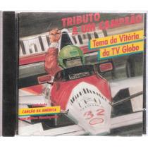 Tributo A Um Campeão, Tema Da Vitória Tv Globo - Cd Original