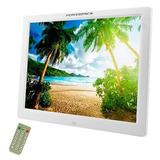 Porta Retrato Digital De 17  Powerpack Dpf-1718  Usb Hdmi