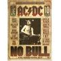 Acdc Dvd No Bull  Versao Diretor Lacrado Original