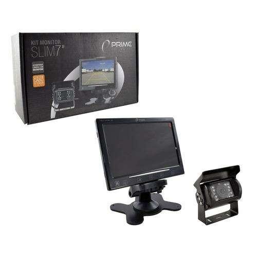 Câmera Com Monitor 7 Polegadas - Kx3 Et - 718