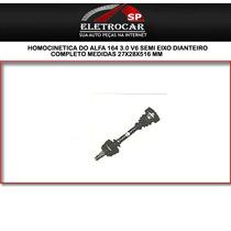 Homocinetica Do Alfa 164 3.0 V6 Semi Eixo Dianteiro Completo
