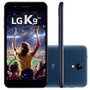 Celular Lg K9 Tv, Dual Chip, Azul, Tela 5 , 4g, 16gb And 7.0