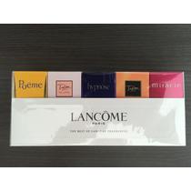 Kit Miniaturas Lancome - The Best Of Lancome Fragrances