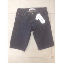 Bermudas Jeans Masculina Revanche