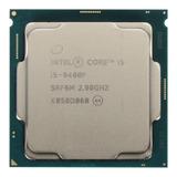 Processador Intel Core I5-9400f 6 Núcleos 128 Gb