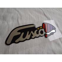 Emblema Fusca Itamar 93/96 Peça Reposiçao De Epoca Confira