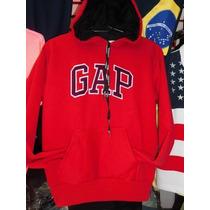 2 Blusa De Frio Casaco Moleton Gap Toca Promoção P, M, G.