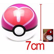 Pokémon - Pokebola Pokeball - Love Ball - Frete Barato