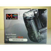 Grip Bateria Meike P/ Nikon D5100 Battery Punho