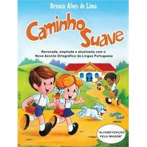Livro: Caminho Suave - Cartilha - Alfabetização Igual Antiga