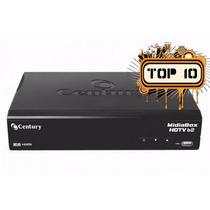 Receptor Digital Hd Century Midia Box Hdtv B1 Com Globo Hd