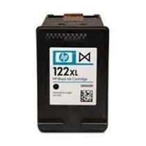 Cartucho Hp 122 Black Xl 20 Ml Hp 1000 2050 3050+tinta 100ml