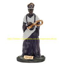 Escultura Orixa Africano Nanã Linda Imagem 23cm Fabrica Ml