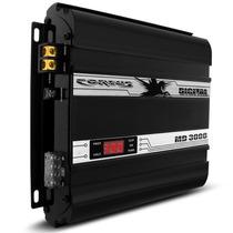 Módulo Amplificador Corzus Md3000 Digital 3000w Rms 1 Canal