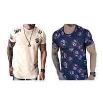 745b9f2c5 Busca Camiseta longline com os melhores preços do Brasil ...