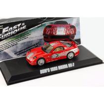 Mazda Rx-7 1993 Fast And Furios Rot 1:43 Greenlight