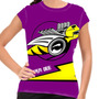 Camiseta Velozes E Curiosos Super Bee Baby Look