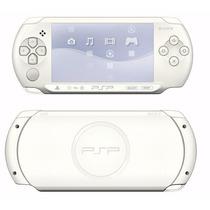 Psp Slim Sony Desbloqueado Destravado 8gb 9 Jogos Top
